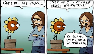 blagues 1 avril 2014