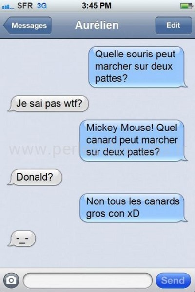 blagues 1 avril sms