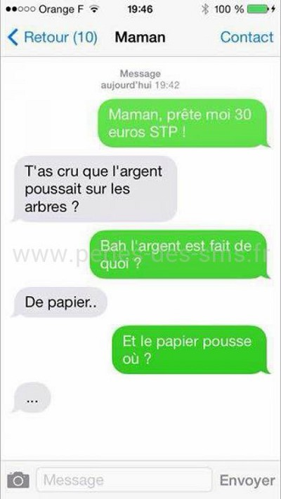 blagues 100 drole