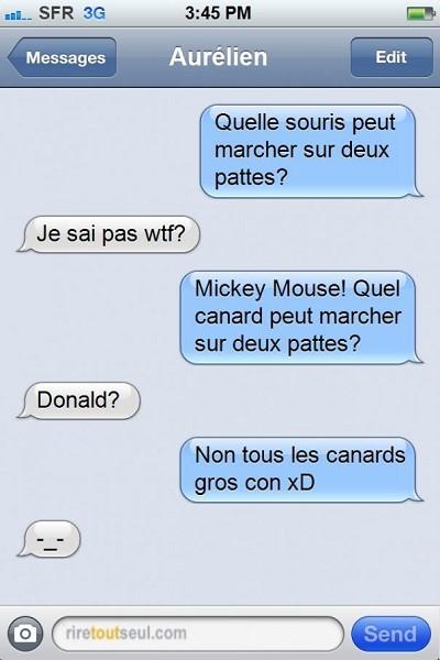 blagues a envoyer par sms