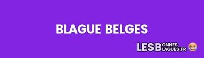 blagues belges courtes