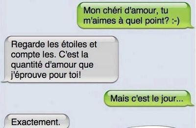 blagues d'amour