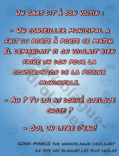 blagues drole