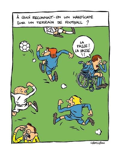 histoire drole foot belge
