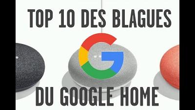 blagues google home