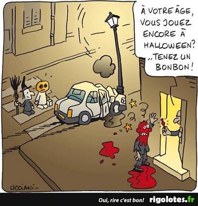 blagues halloween