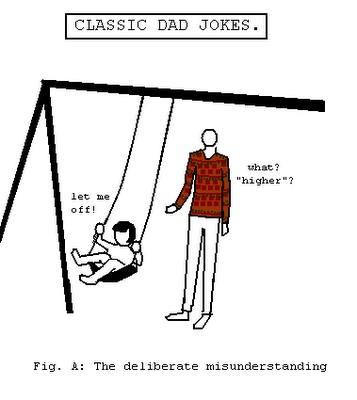 blagues jokes de papa