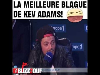 blagues kev adams