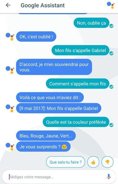 blagues ok google