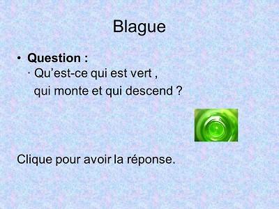 blagues question