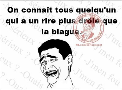 blagues sur facebook