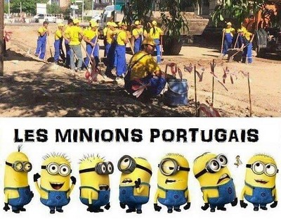 blagues sur les portugais