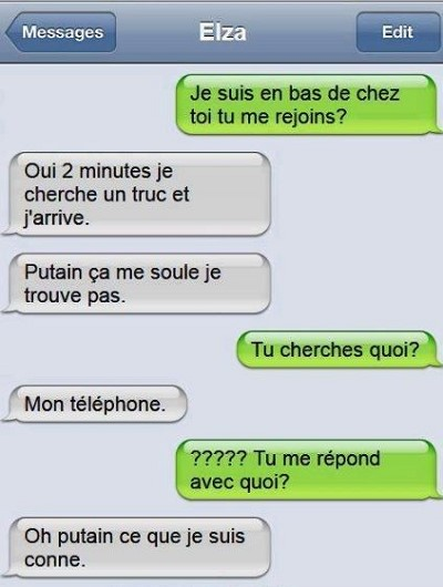 blagues telephonique