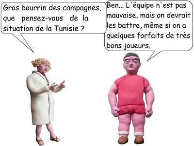 blagues tunisienne