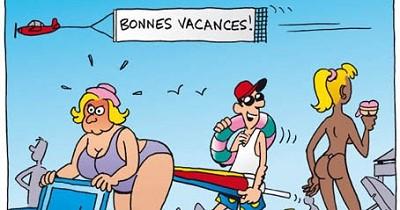 blagues vacances