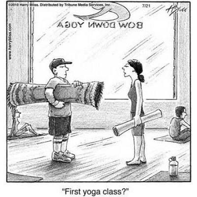 blagues yoga