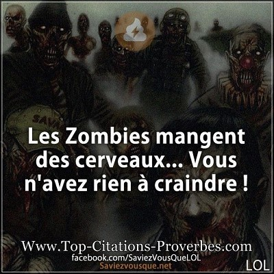 blagues zombies